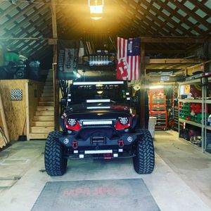 2015 Jeep Wrangler Rubicon JKU for Sale in Franklin, IN