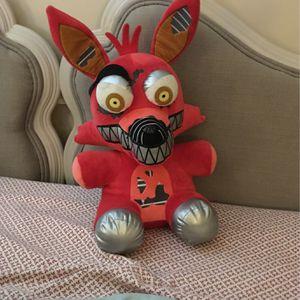 Nightmare Foxy Fnaf = Five Nights At Freddy's 20 Inch Plush for Sale in Ballwin, MO