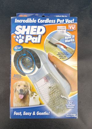 New Shed Pal Cordless Pet Vac for Sale in Las Vegas, NV