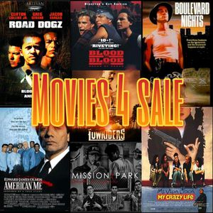 🔥60 Gangster Movies in HD Quality🔥 for Sale in Los Angeles, CA