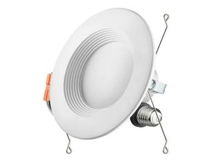 Otronics 5/6 inch Dimmable LED Recessed Lighting Fixture,15W(100w Replacement) 1100 Lumens(CRI90) Neutral White 4000K,LED Downlight Retrofit Kit for Sale in Rancho Cucamonga, CA