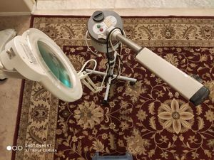 Facial Ozone Steamer with Magnifying Lamp for Sale in Chandler, AZ