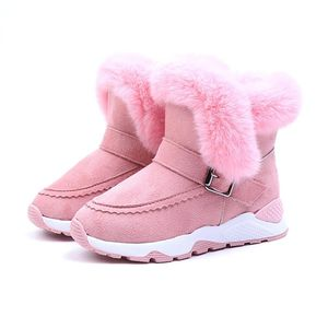 Toddler SZ11 Pink Faux Fur Winter Boots for Sale in Greenville, NC