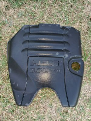 Hemi 5.7L V8 Dodge Truck Engine Cover 68038749AC for Sale in Joshua, TX