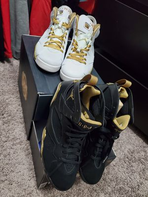 Jordan Gold Medal Pack for Sale in Las Vegas, NV