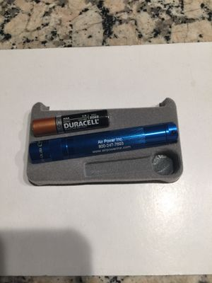 Aviation company mag lite flash light for Sale in Los Angeles, CA
