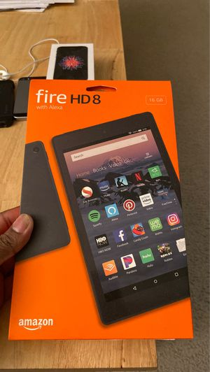 Amazon Fire Tablet for Sale in Rockville, MD
