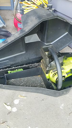 """Poulan 2000 chainsaw 16"""" bar for Sale in Homewood, IL"""