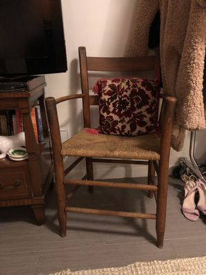 Set of English wicker chairs for Sale in Brooklyn, NY