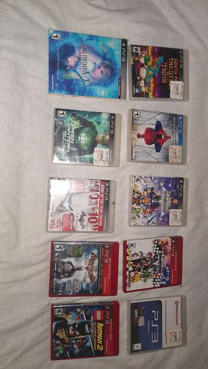 PS3 games for Sale in Phoenix, AZ