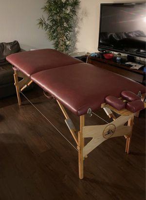 Sierra adjustable Massage table for Sale in Hayward, CA