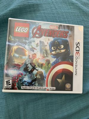 LEGO avengers Nintendo 3DS game NEW IN BOX for Sale in Chula Vista, CA