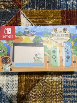 Nintendo Switch Animal Crossing Console for Sale in Houston,  TX