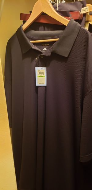 Van Heusen 5Xl big and tall brand new polo for Sale in Tamarac, FL