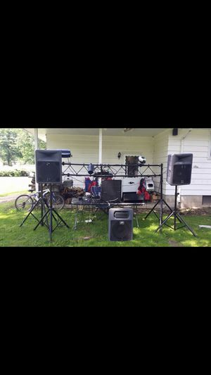 Dj equipment for Sale in South Amherst, OH