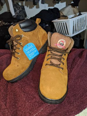 Men's Work Boots Size 8 for Sale in Citrus Heights, CA