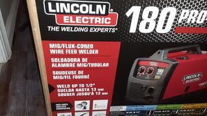 Lincoln electric welder 180 PRO-MIG for Sale in Town and Country, MO