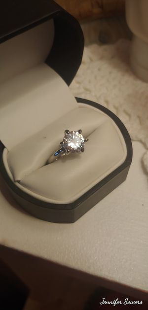 Silver Ladies Ring for Sale in Amarillo, TX