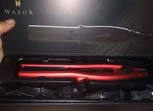 Traveling hair straightener for Sale in Chino, CA