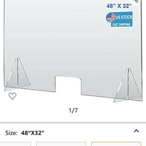 Plexiglas Shield for Sale in Banning, CA