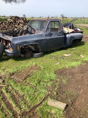 1978 Chevy parting out for Sale in Galt, CA