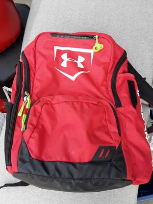 Backpack softball or baseball for Sale in Fresno, CA