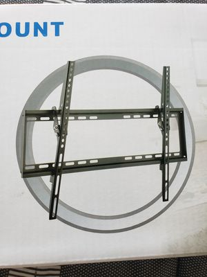 Universal high capacity Tilt tv wall mount 22 to 70 inch for Sale in Plano, TX