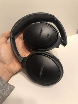 Bose QuietComfort 35 II Wireless Bluetooth Headphones, Noise-Cancelling for Sale in Arlington,  TX