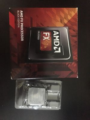 AMD FX 8350 - 8 Core CPU up to 5.0 Ghz for Sale in Naples, FL