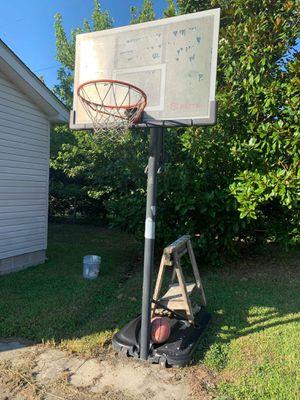 Elite shatterproof basketball hoop for Sale in Yorktown, VA