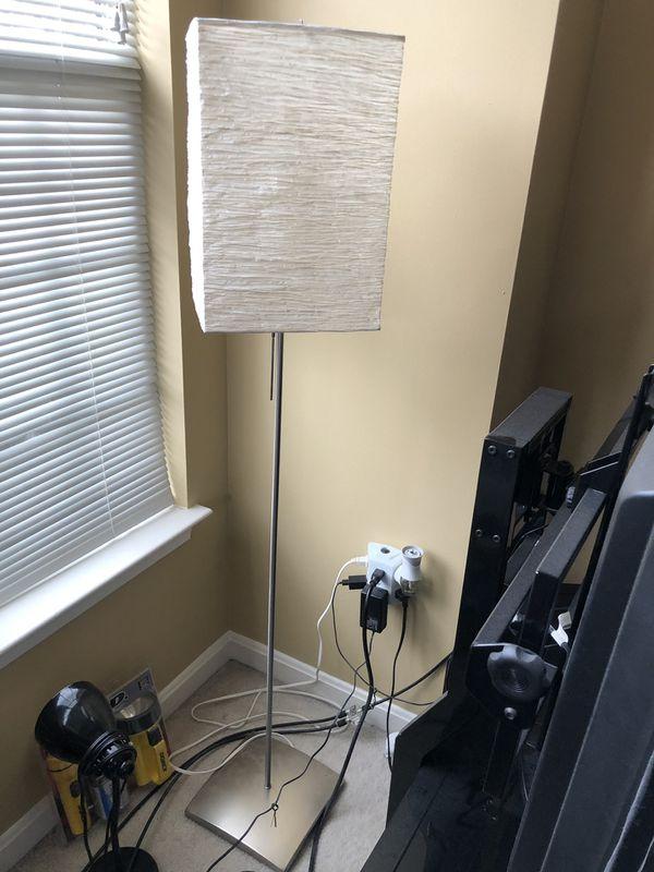 Homedics massage, TV table, Office desk, Office chair, Lamp