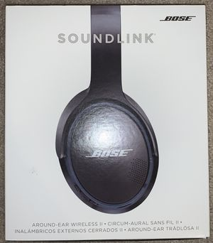 Bose Around Ear Wireless || *brand new/never used/in box for Sale in Falls Church, VA