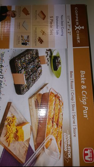 NEW Copper Chef Baking Pan for Sale in Laguna Niguel, CA