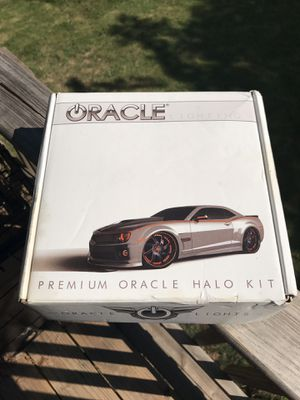 Halo RGB Headlights and Fog Lights for Sale in Riverdale, GA