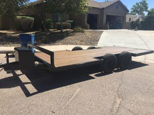 2000 car trailer for Sale in Apache Junction, AZ