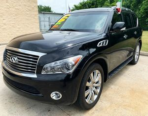 2012 Infinity Qx56//Down 2790 o trade in // not parting out for Sale in Houston, TX
