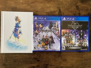 Kingdom Hearts Games for Sale in Pittsburgh, PA