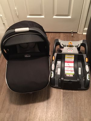 Chicco keyfit 30 zip infant car seat for Sale in Alexandria, VA