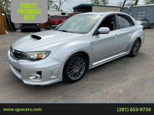 2011 Subaru Impreza WRX for Sale in Houston, TX