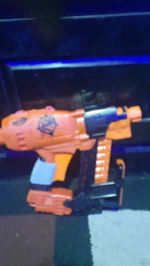 Nerf zombie gun for Sale in Fort Worth, TX