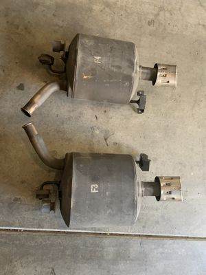 OEM Muffler exhaust Infiniti G35 for Sale in Anaheim, CA