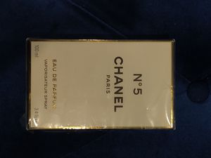 No5 Chanel perfume 3.4oz for Sale in Lake Forest, CA