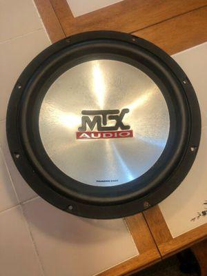 MTX Subwoofer for Sale in Glendale, AZ