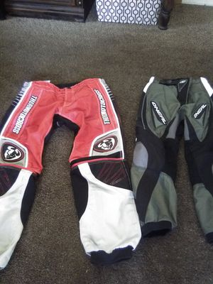 Boys dirt bike pants for Sale in Vallejo, CA