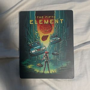 The Fifth Element Steelbook for Sale in Phoenix, AZ