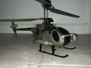 RC Helicopter with Camera (Read The Description) for Sale in Long Beach, CA