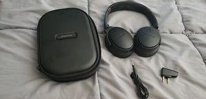 Bose QC 35 Noise Cancelling Headphones for Sale in Denver, CO