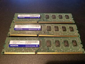 12 GB DDR3 RAM for Sale in Atlanta, GA