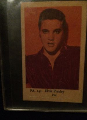 1958 Elvis Presley P.A. 141 photo by Fox for Sale in Canyon Lake, TX