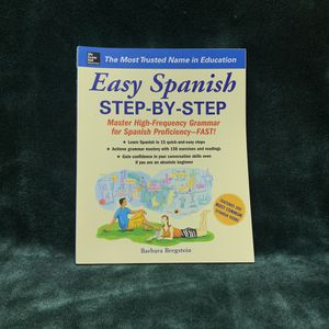 Easy Spanish Step-By-Step for Sale in Los Angeles, CA
